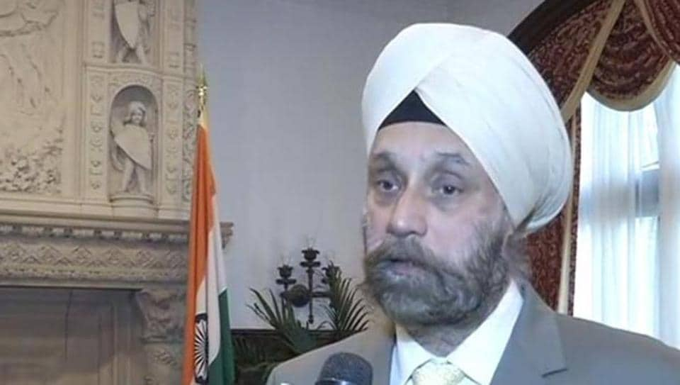 Indian ambassador to the US Navtej Sarna said the Modi-Trump meeting could also discuss issues of global interest. (ANITwitter)