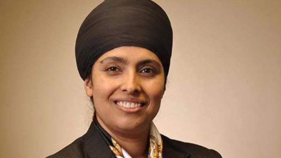 Palbinder Kaur Shergill,Sikh woman,Indians abroad
