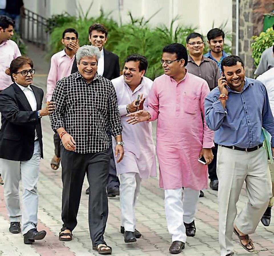 The election commission of India had set aside the petition of the Aam Aadmi Party, challenging the 'maintainability' of the ongoing hearing by the poll body against 21 AAP legislators on grounds that the Delhi High Court had already set aside their appointment as parliamentary secretaries.
