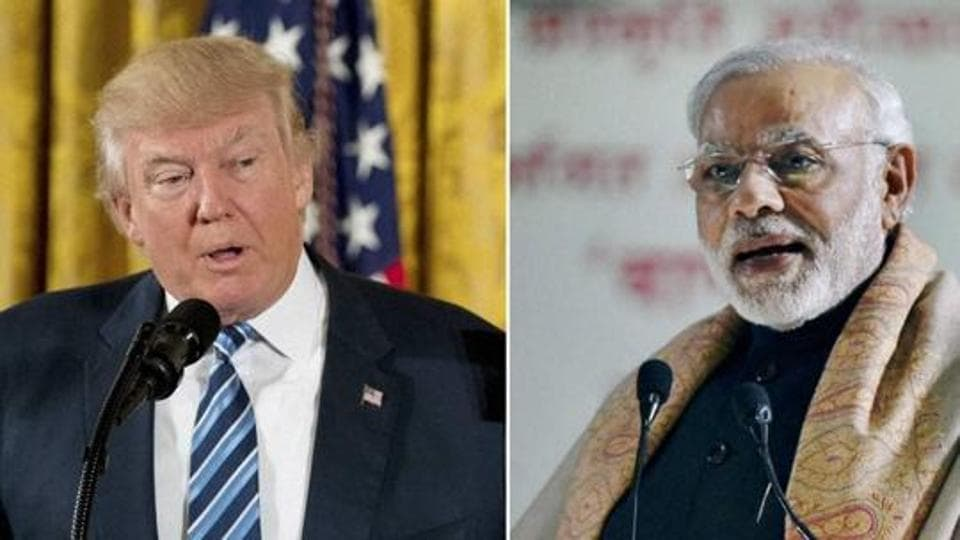 Prime Minister Narendra Modi's two-day visit to Washington begins on Sunday.