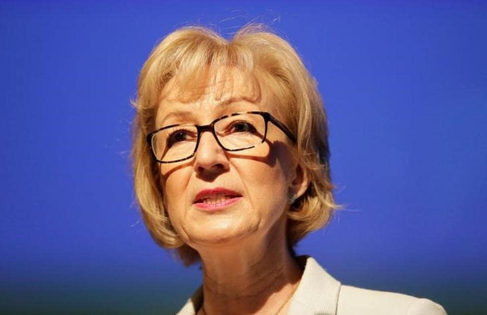 Andrea Leadsom,Brexit talks in Brussels,Prime Minister Theresa May