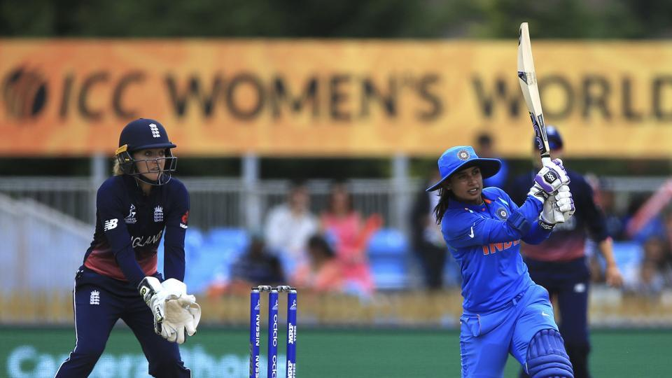 Mithali's 71 helped India reach 281/3 against England. (AP)