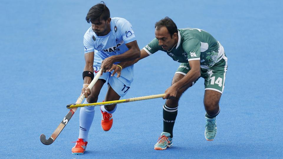 India have inflicted two heavy defeats on Pakistan during the Hockey World League Semi-Finals