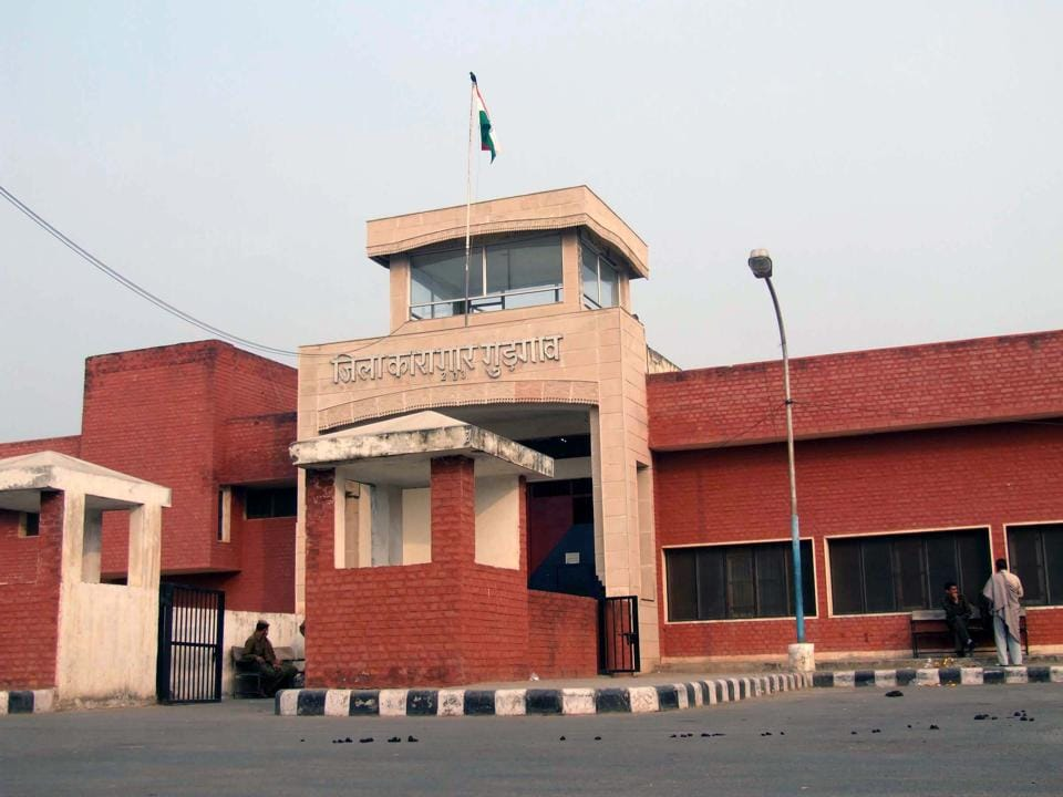 Gurgaon,Gurgaon news,Bhondsi jail