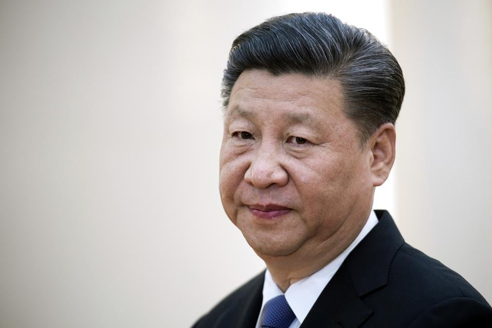 File photo of Chinese President Xi Jinping.