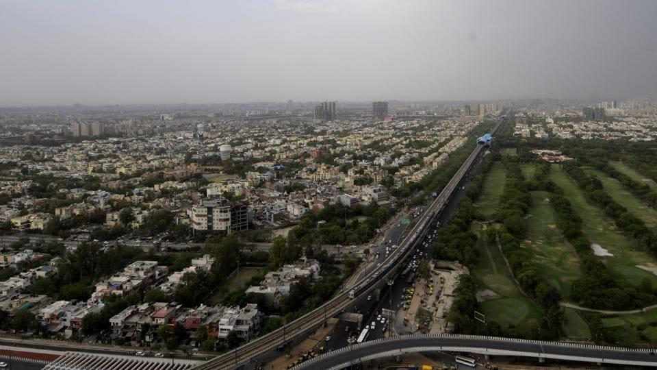 Noida,land mafia,warning