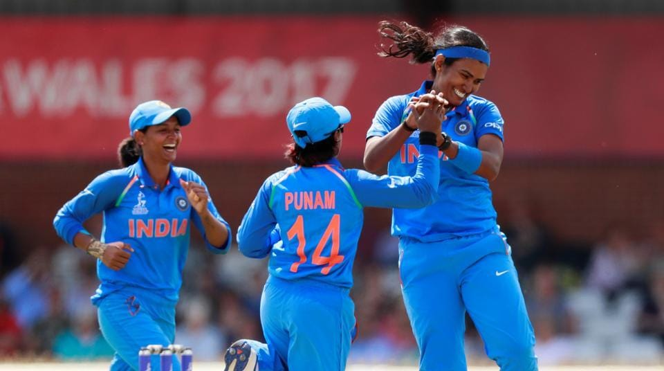 India defeated England by 35 runs in the opening game of the ICCWomen's World Cup 2017 encounter in Derby thanks to a splendid all-round show from Mithali Raj's side.
