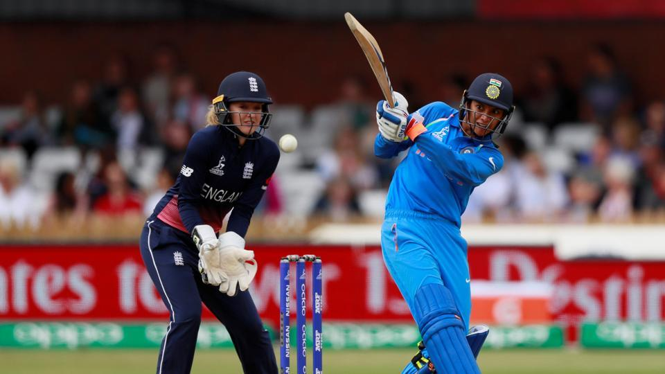 Smriti Mandhana chipped in with an attacking knock as India made a great start (Action Images via Reuters)