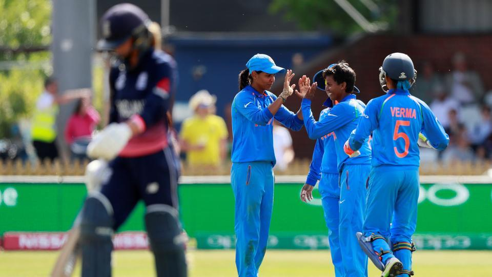 India continued to chip away as they closed in on a win. (Action Images via Reuters)