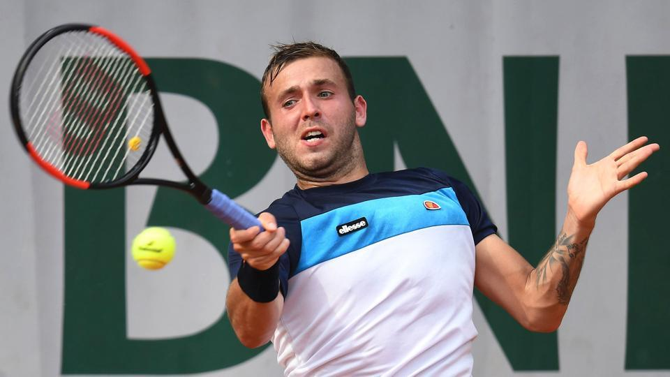 Britain's Dan Evans has been provisionally suspended after testing positive for cocaine.