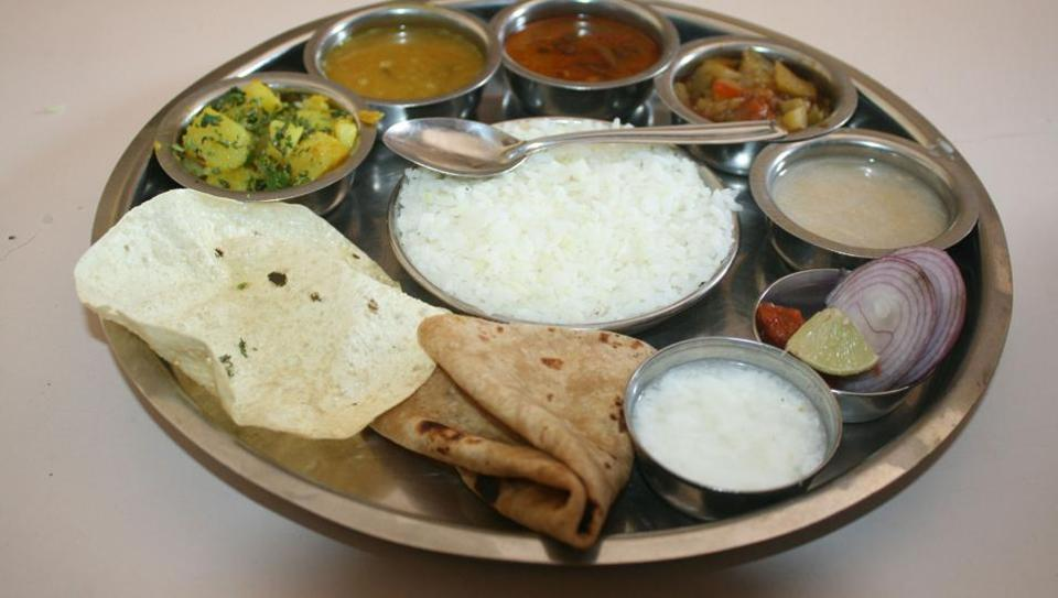 RSS,Bharatiya thali,Indigenous food