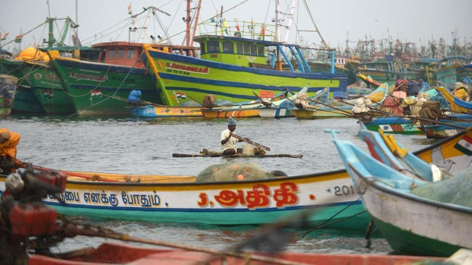 Many Indian fisherman from Tamil Nadu have been arrested by Sri Lanka in the recent past.