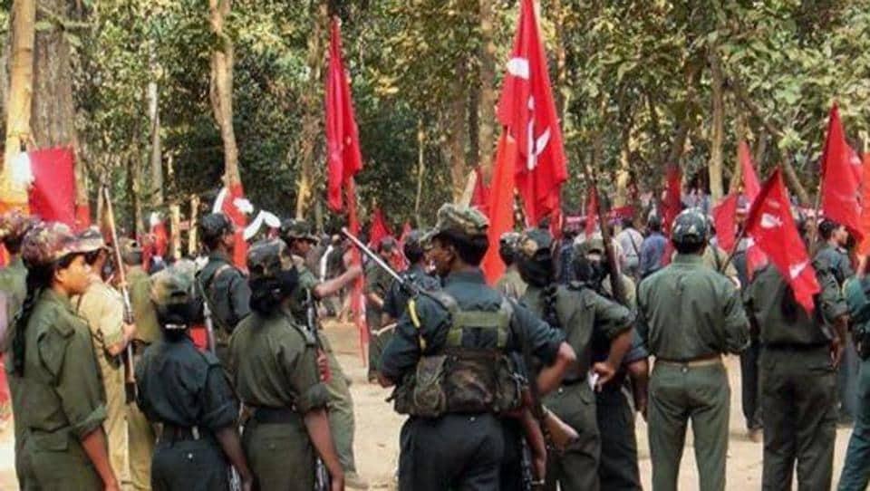 Maoist,Sukma,STF