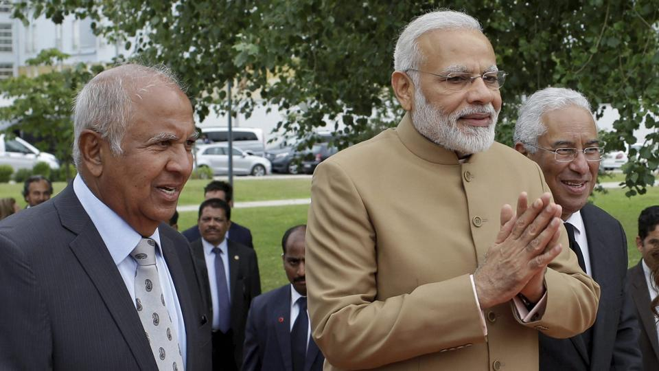 US lawmakers urge Trump to press India's Modi on trade, investment
