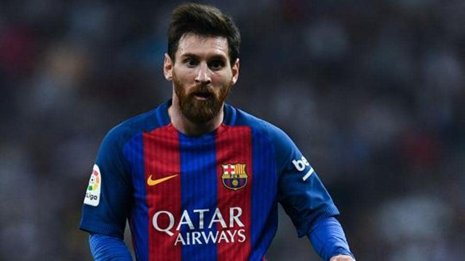 Prosecutors propose swapping Messi's jail time with fine in tax fraud case