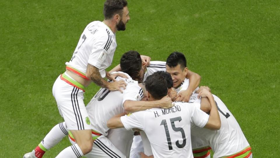 Mexico need to avoid a loss against Russia in the Confederatons Cup Group A match against Russia to reach the semifinals. Catch highlights of Mexico vs Russia here.