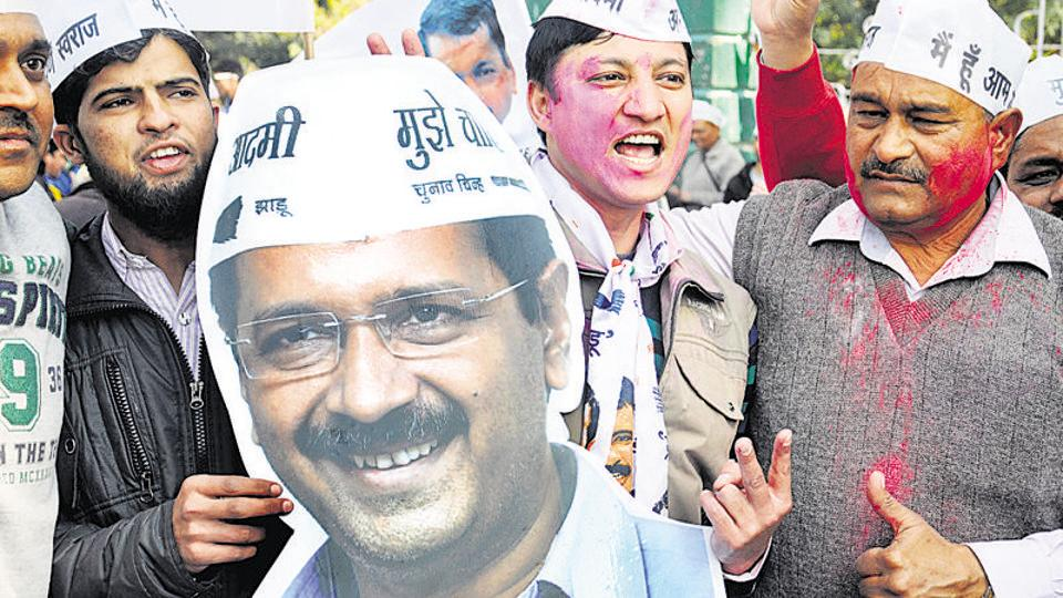 Election Commission,AAP,Arvind Kejriwal