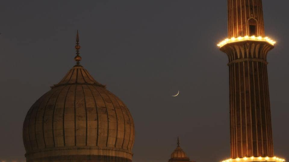 The festival marks the culmination of fasting and holy month of Ramzan.