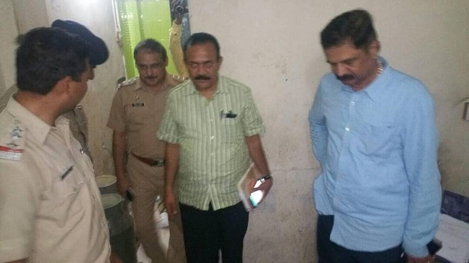 The Unit 1 of Crime Branch, along with Food and Drug Association (FDA), on Saturday raided a unit located in Kondhwa in Pune.