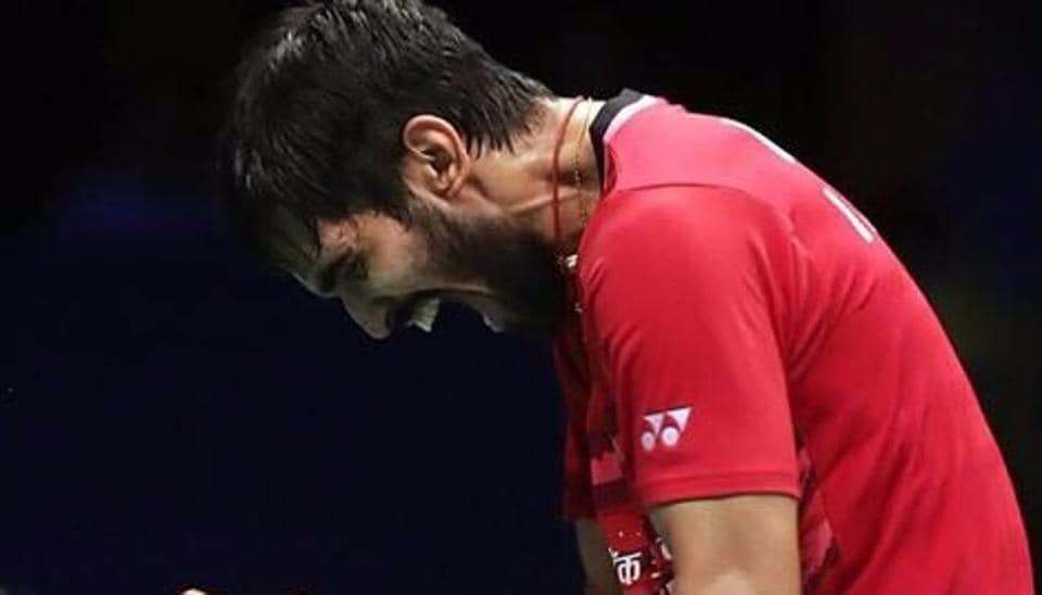 Kidambi Srikanth defeated Olympic champion Chen Long in straight games to clinch the Australian Open Superseries.