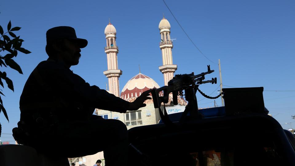Afghanistan,Taliban attack,Afghan police