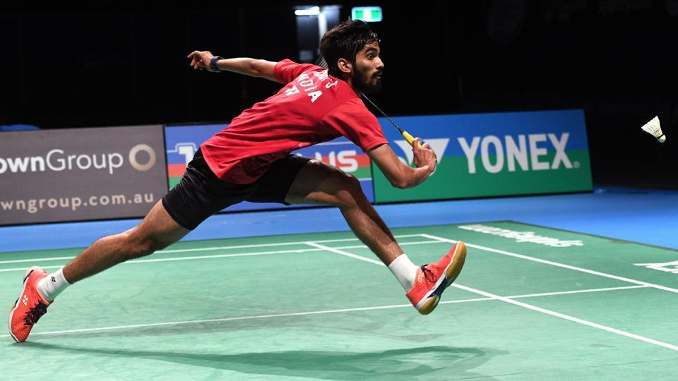 However, the in-form Indian shuttler kept his composure and grabbed the lead against Long in a tight opening game. (AFP)