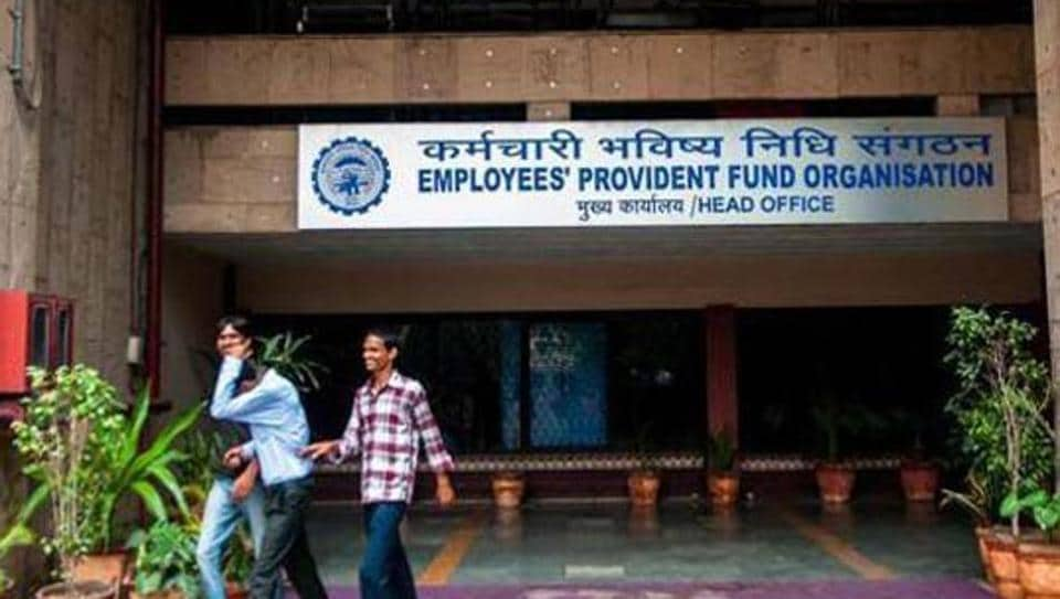 The Employees' Provident Fund Organisation may bring 500 private provident fund  trusts within its fold. (HT File Photo)