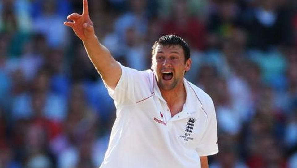 Steve Harmison represented England in 63 Tests and 58 ODIs.