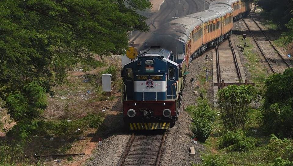 Indian Railways eliminated 1,148 unmanned crossings in 2014-15 and 1,253 in 2015-16.