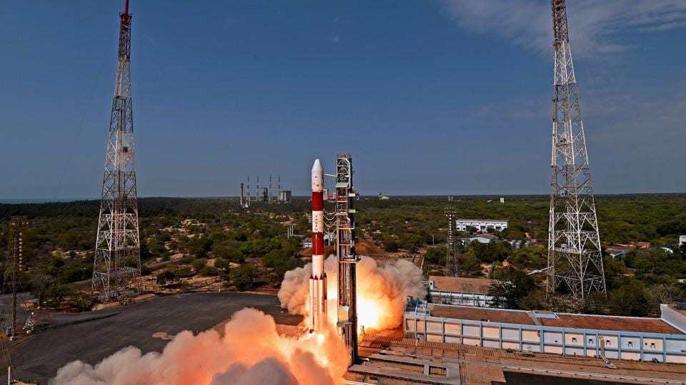 Indian and American scientists are making one of the world's most expensive earth-imaging satellites.