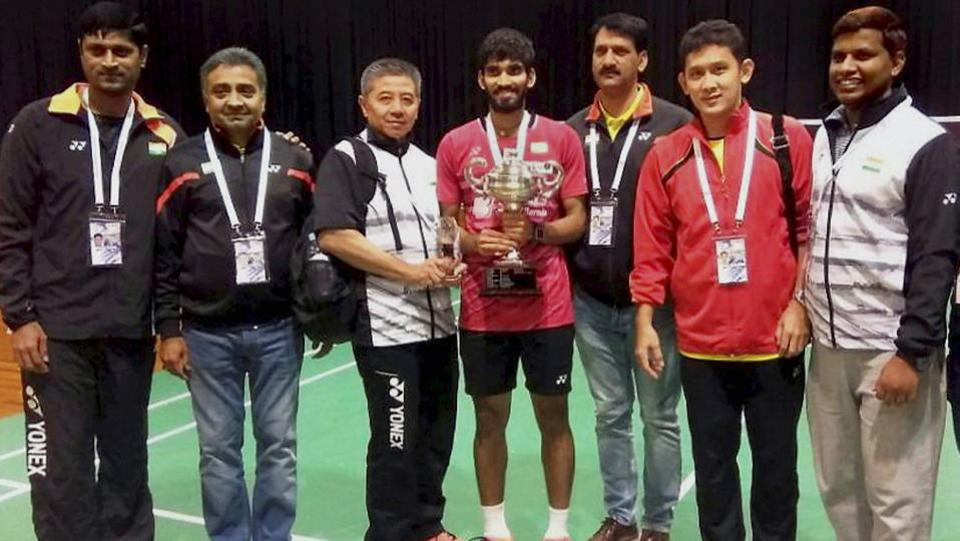 Overall, this is Kidambi Srikanth's fourth Superseries title. (PTI)