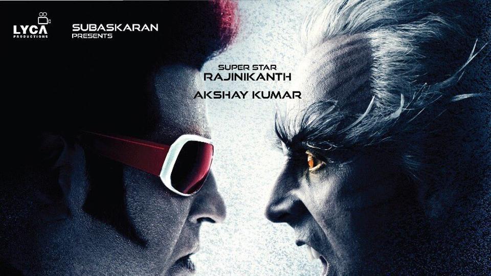 The film stars Rajinikanth in lead while Akshay Kumar plays the antagonist.
