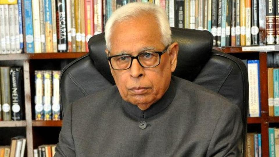 J&K governor NN Vohra is the new president of the India International Centre.