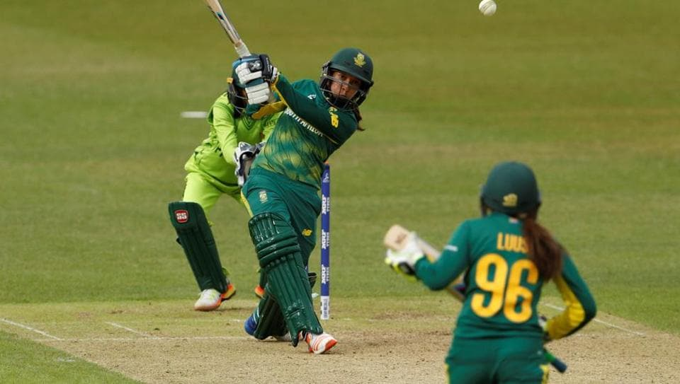 ICC Women's World Cup 2017,Pakistan vs South Africa,Live Cricket Score