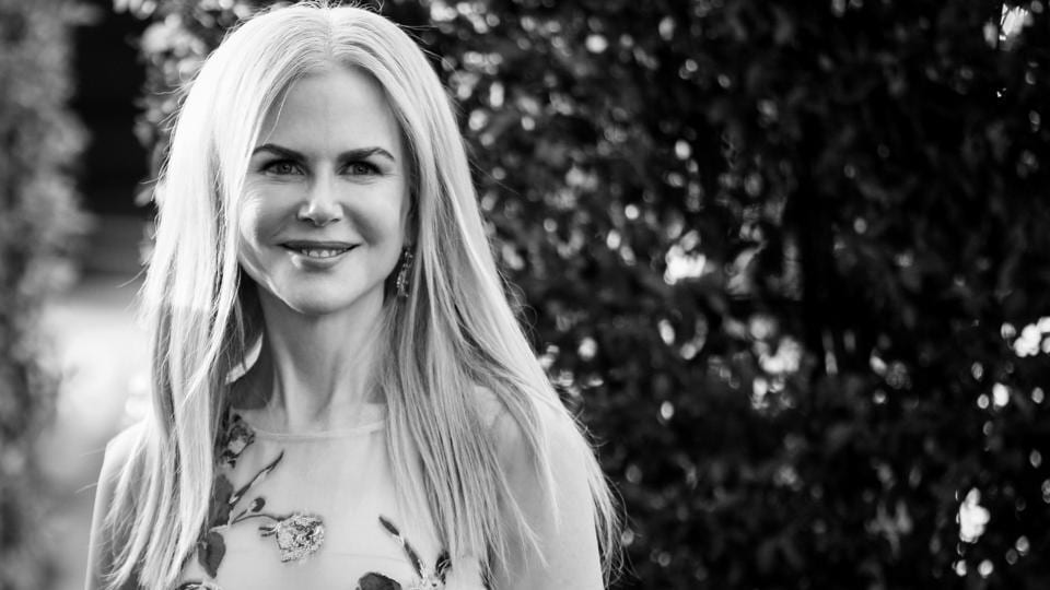 Actor Nicole Kidman attends the premiere of Focus Features' The Beguiled at Directors Guild Of America.