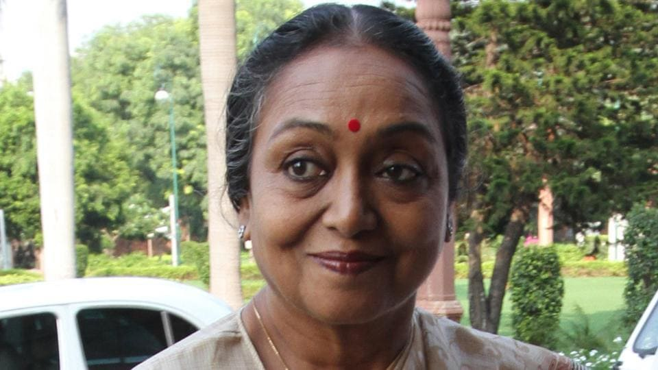 Sushma Swaraj,Meira Kumar,Presidential election