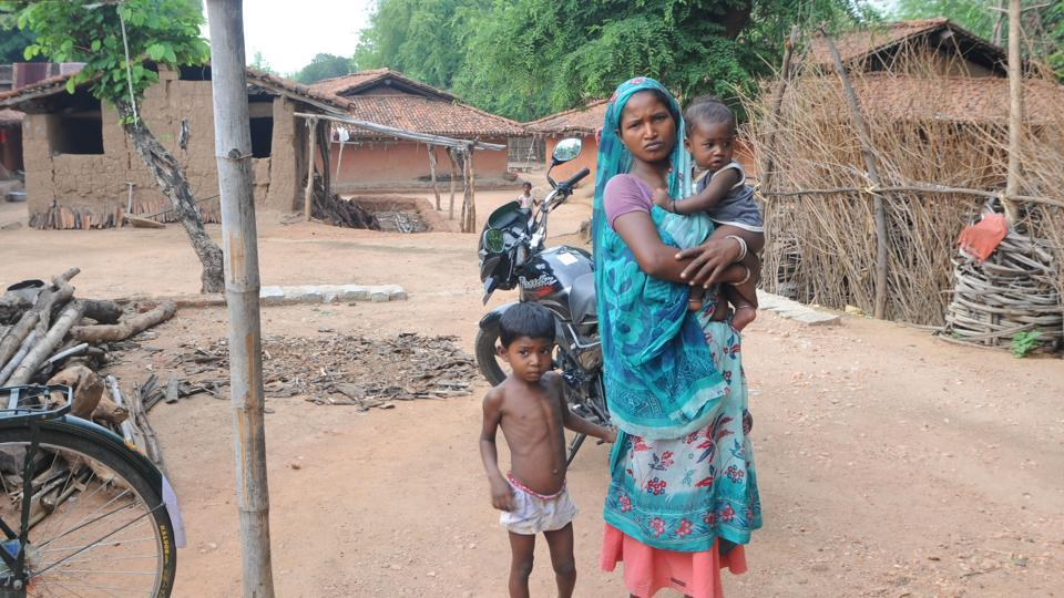 Villagers  at this village of Khunti district boycott government welfare schemes, reject pensions.