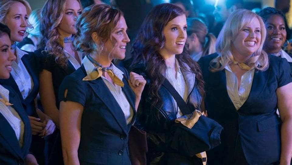 Pitch Perfect 3 will release this Christmas.