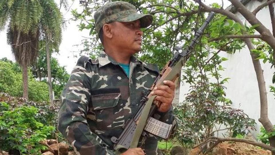 Maoist,Chhattisgarh,Hidma
