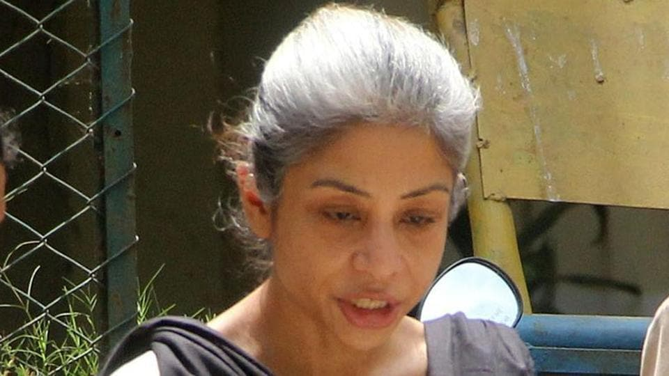 Indrani is the daughter of a well-known businessman in Guwahati.