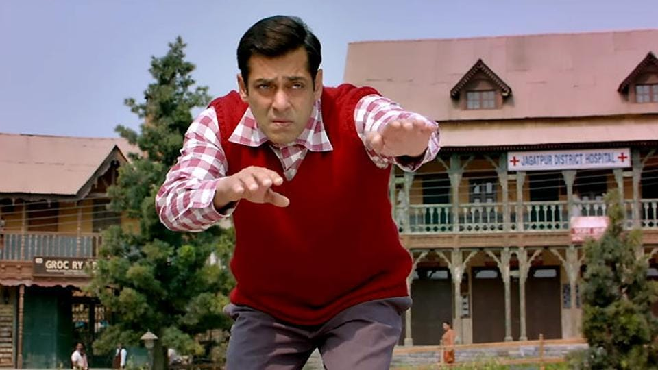 Salman Khan plays Laxman Singh Bisht in Tubelight.