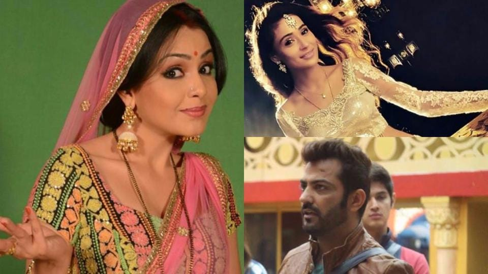 Shubhangi Atre, Manu Punjabi, Sara Khan and other TV celebs on Eid.