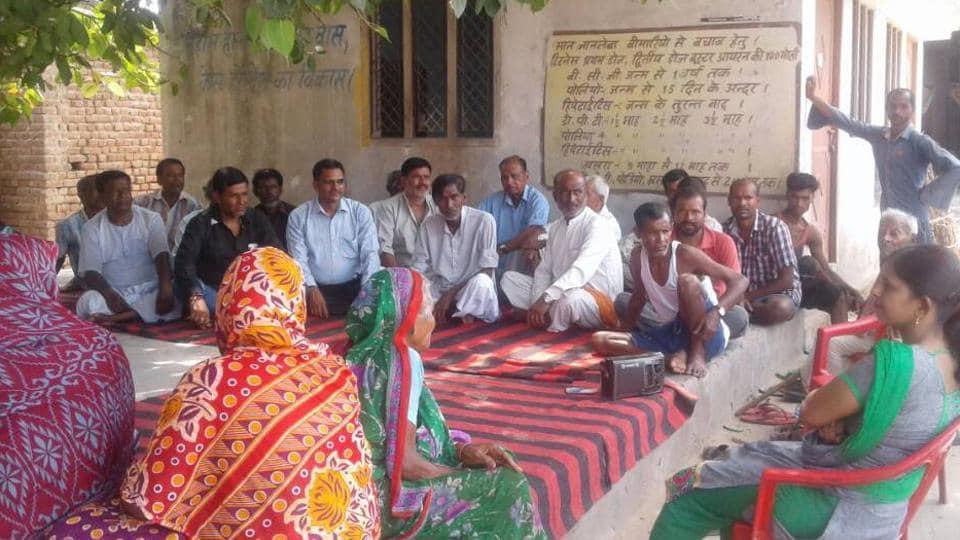 Mubarakpur Kalan village,Bijnor,Prime Minister Modi