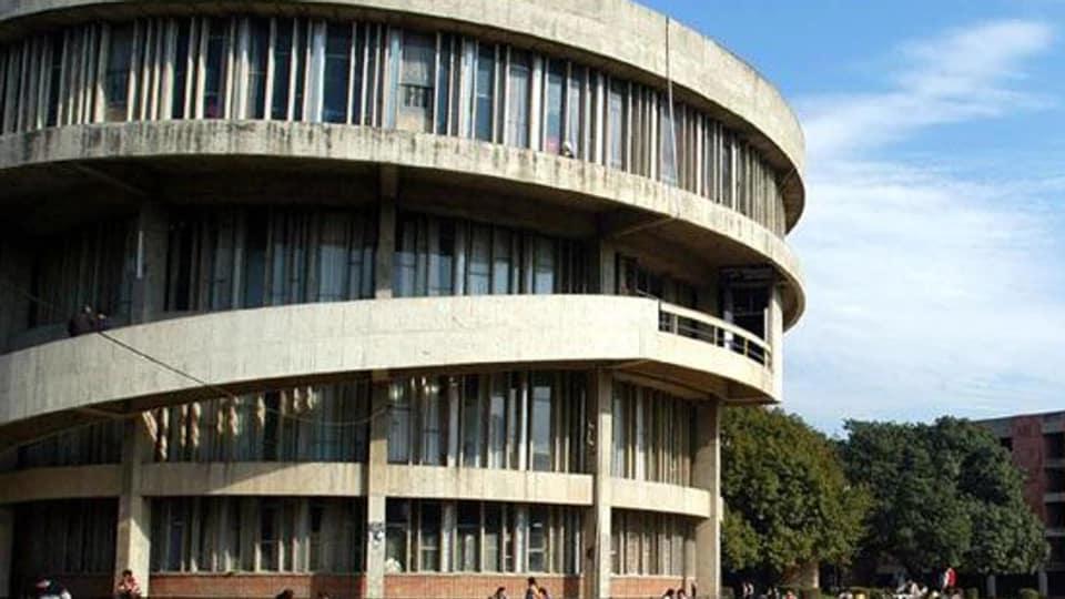 Panjab University,CBCS,choice based credit system