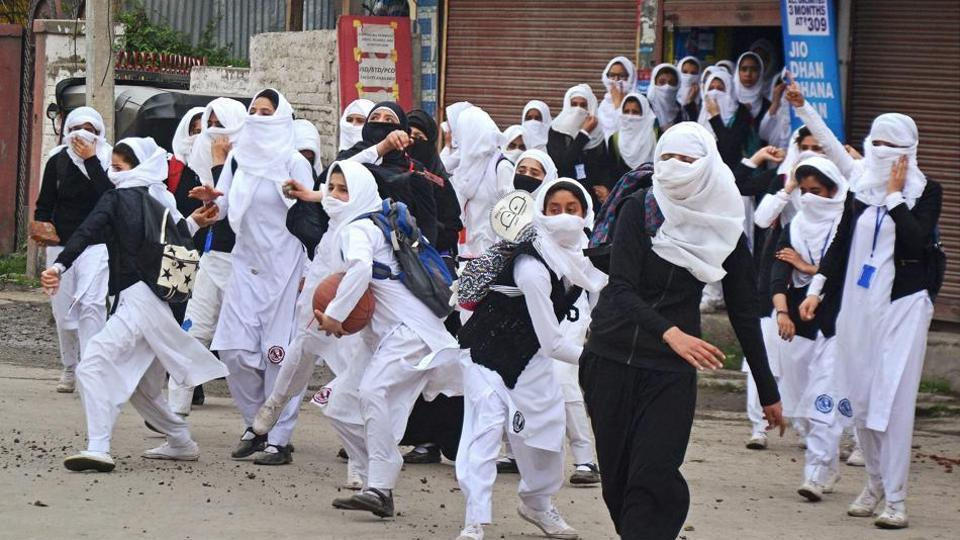 Kashmir,Student unrest,Army