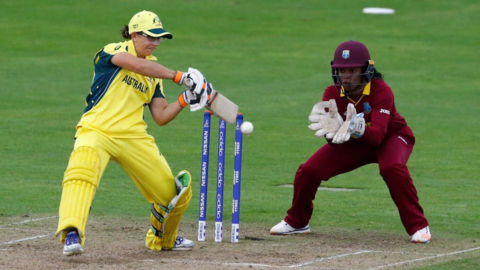 ICC Women's World Cup,Nicole Bolton,Australia vs West Indies