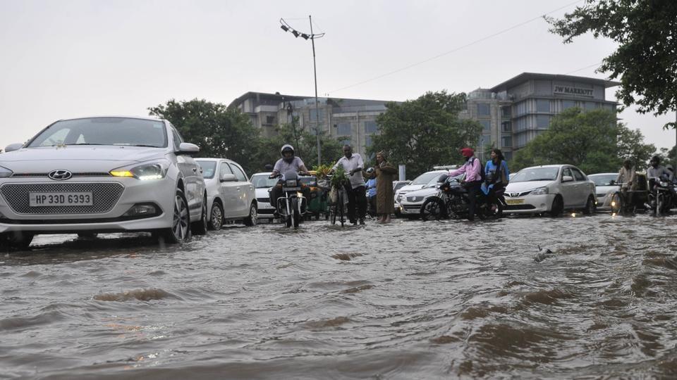 Monsoon,Chandigarh,City Beautiful