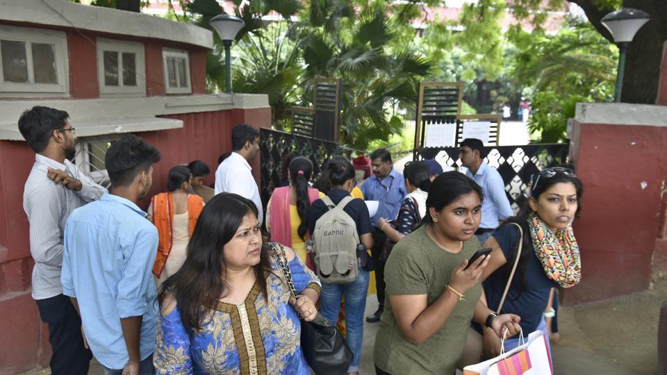 DU,Delhi University admissions,DU 2017