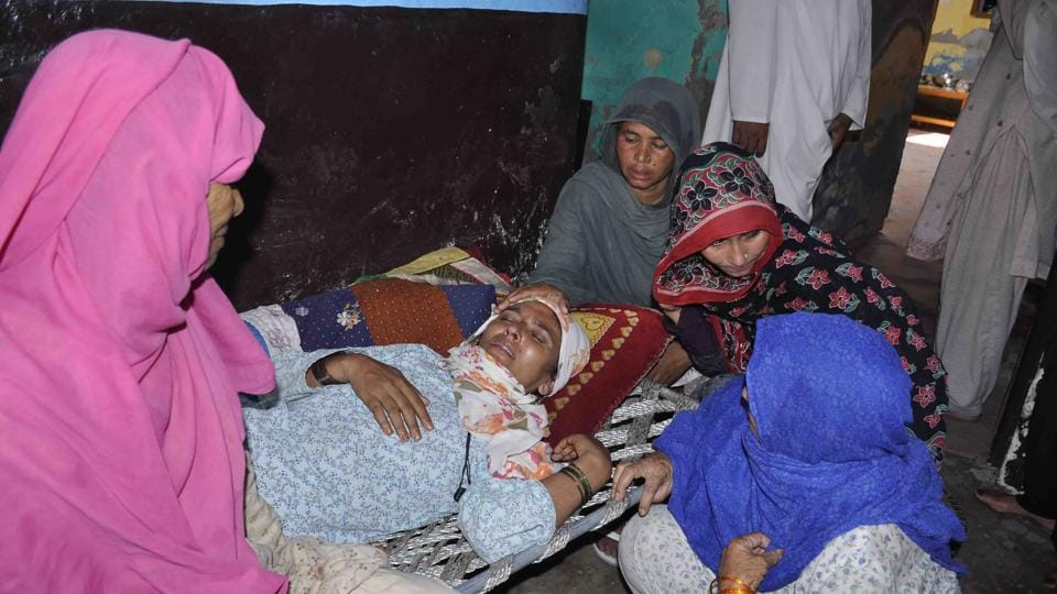 Ballabhgarh stabbing,Ballabhgarh,Muslim lynched