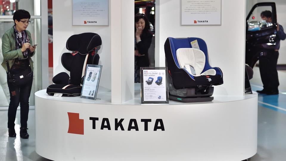 Takata Corp files for bankruptcy, gets backing from Key Safety Systems